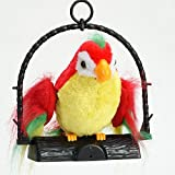Sunshine Talking Parrot with Flapping Wi...