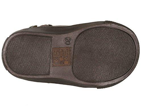 You.S , Chaussures souples pour bébé (fille) Taupe