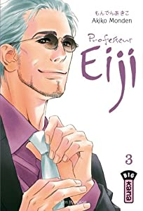 Professeur Eiji Edition simple Tome 3