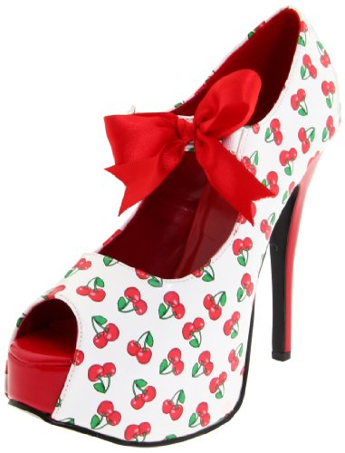 Zapatos Pin Up Pinup Couture Teeze-25-3