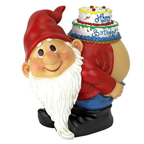 Design-Toscano-Decorations-Garden-Loonie-Moonie-Happy-Birthday-Naughty-Mooning-Gnomes-Statues-Multi-Color-14x18x19-cm