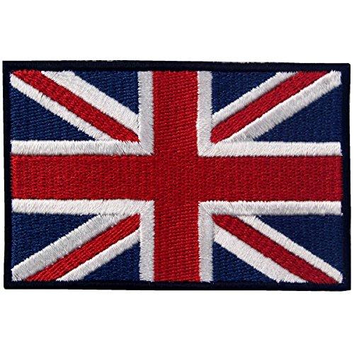 Británico Bandera Reino Unido Inglaterra