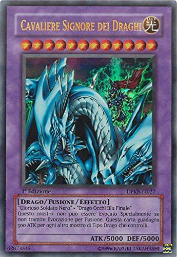 Yu-Gi-Oh! - DPKB-IT027 - Cavaliere Signore Dei Draghi - Kaiba - 1st Edition - Ultra Rara