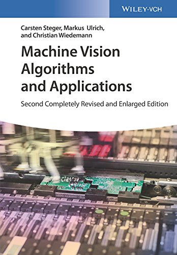 Machine Vision Algorithms and Applications (English Edition)