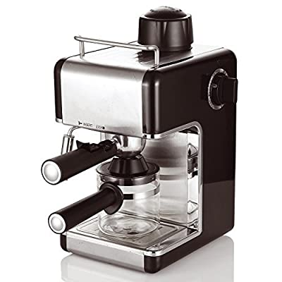 CookSpace Espresso Machine (Black)