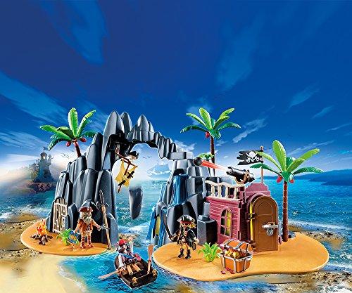 PLAYMOBIL 6679 – Piraten-Schatzinsel - 2