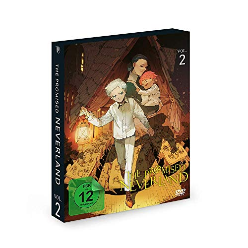The Promised Neverland - Vol. 2 - [DVD]