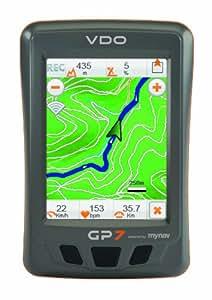 VDO Outdoor-GPS GP7, schweiz topo / d-a-ch strasse, Schweiz-Version