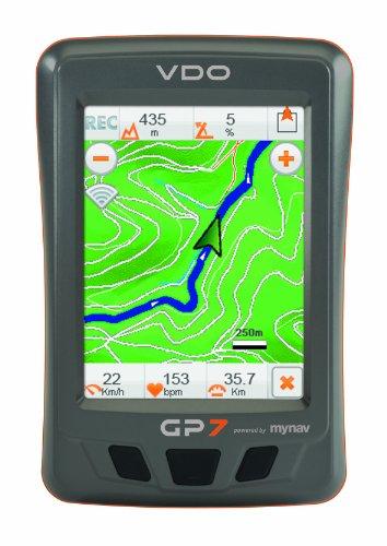 VDO Outdoor-GPS GP7, schweiz topo/d-a-ch strasse, Schweiz-Version