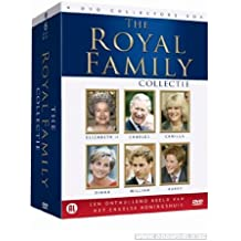 The Royal Family Collection: Queen Elizabeth II: Behind the Mask / Princess Diana: An Eventful Life / King Charles And Queen Camilla: Into The Unknown / Princes William And Harry: Prisoners Of Celebrity / Princess Camilla: Winner Takes All / Harry: The Mysterious Prince