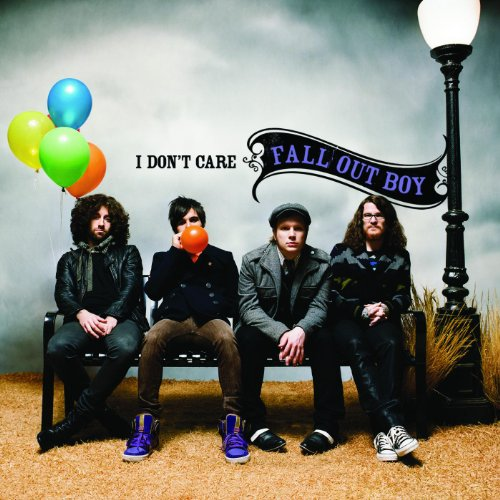 I Don't Care (German ECD Maxi)