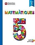 MATEMATIQUES 5 (5.1-5.2-5.3) VALENCIA (AULA ACTIVA: 000003-9788468214726