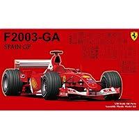 Ferrari F2003-GA Spain GP (1/20 scale Model Car) Fujimi GP-36 | Grand Prix [JAPAN] (japan import)