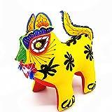 Tela Tradicional China Bordado Punto Juguetes Hechos Mano Tigre, Regalo Cumpleaños Niños Muñeca Hecha Mano,L