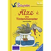 Ätze, das Tintenmonster (Leserabe - Schulausgabe in Broschur)