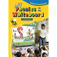 Jolly Phonics for the Whiteboard (site licence): in Print Letters (AE)