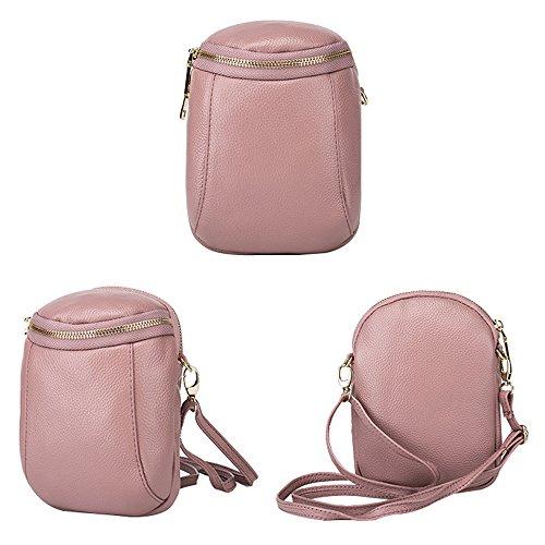 boshiho, Borsa a tracolla donna Pink