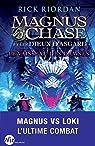Magnus Chase et les dieux d'Asgard - tome 3 : Le vaisseau des damnés par Riordan