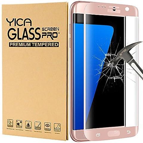 Film Protection Samsung S7 Edge - Galaxy S7 Edge Protecteur D'écran, Yica 3D