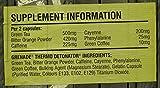 Grenade Thermo Detonator Weight Management Supplement - Tub of 100 Capsules Bild 3