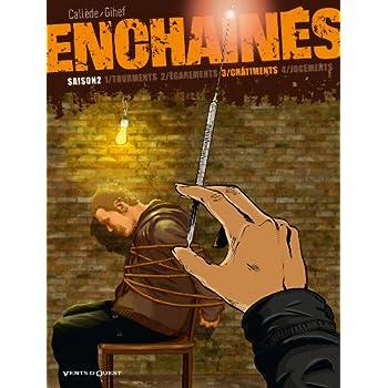 Enchaînés - Saison 2 - Tome 03: Châtiments