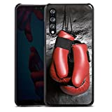 DeinDesign Huawei P20 Pro Hülle Case Handyhülle Boxen Boxhandschuhe Fight