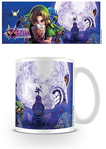 The Legend Of Zelda: Majora's Mask Moon MG24487 Mug, Céramique, Multicolore, 11oz/315ml
