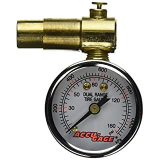 Accu-Gage Bicycle Gauge for Presta Valve by Accu-Gage