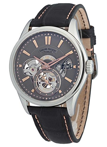 Armand Nicolet L08 Small Seconds – Limited Edition – 9620 a GR-p713gr2