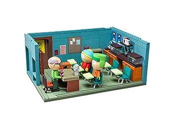 South Park Large Construction Set Mr. Garrison's Classroom