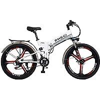 GTYW, Eléctrico, Plegable, Bicicleta, 26 Pulgadas, Bicicleta De Montaña, Ciclomotor
