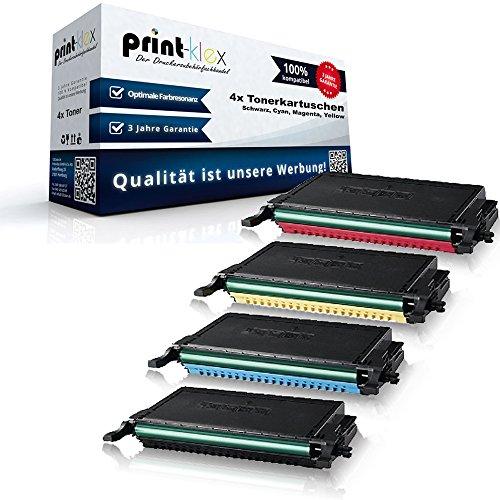 kompatibles XXL Tonerkartuschen Sparset für DELL 3110 3110CN 3115 3115CN DELL 3110CN DELL 3115CN Dell3110 CN Dell3115 CN Dell-3110 Dell-3115 - Set
