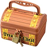 DollarItemDirect TREASURE CHESTS Sold By Case Pack Of 3 Dozens