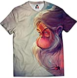 Best Grandpa Tshirts - STAND OUT Lord Hanuman T-Shirt | Limited Edition Review