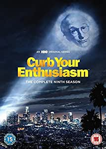 Curb Your Enthusiasm: The Complete Ninth Season [DVD] [2018]