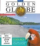 Costa Rica-Natur Zw.Karibik & Pazifik [Blu-ray] [Import allemand]