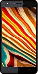 Karbonn Aura note 4G having 13.97 CM (5.5) , HD IPS Screen, 4G Volte , 2800 mAh Battery, Android 6.0 marshmallow, 1.25 GHZ quad core processor, 5MP AF Rear Camera with Flash, 5 MP Front Camera, 16 GB ROM, 2GB RAM, G/P/L and Finger Touch Sensor , Wi-F...