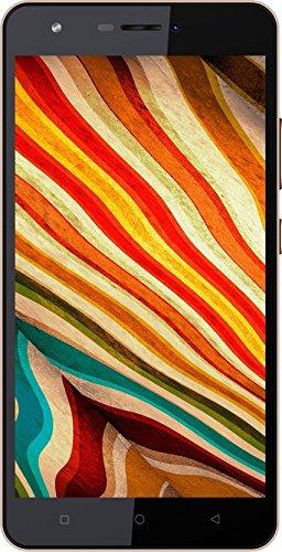 Karbonn Aura Note 4G (Black Gold, 16GB)