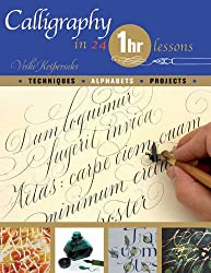 Calligraphy in 24 One-hour Lessons