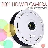 Surveillance Camera WiFi Shrxy 360 Degree Panoramic Mini Wireless Camera Smart Ipc...