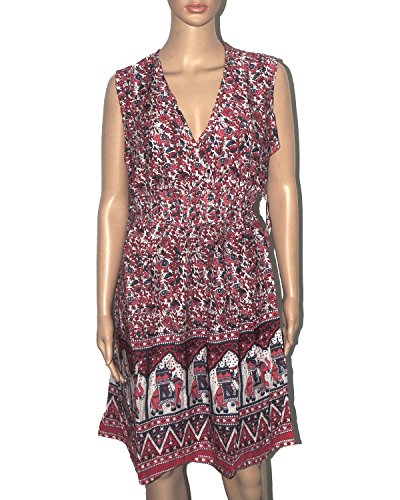 INDIAN FASHION GURU Women's beautiful beach wear dress or beach wear cover up over swimsuits comfortable loose fit - Valentine Day Sale