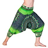 PANASIAM Aladin Pants 3/4, Maoi_Green