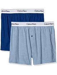 Calvin Klein Bóxer para Hombre (Pack de 2)