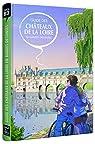 Guide des châteaux de la Loire en bandes dessinées par Cortez