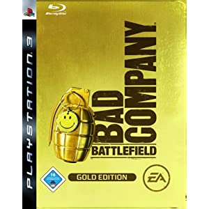 Battlefield: Bad Company – Limited Gold Edition