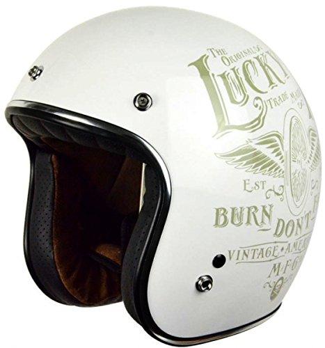 Origine Helmets Origine Primo Flying Wheel Gloss white, Bianco, Taglia M