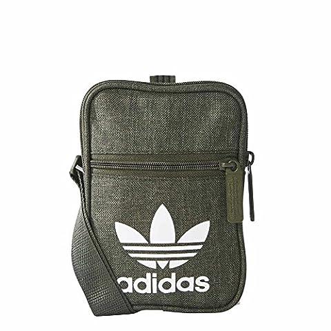 adidas Fest Bag Casual Tasche, Green/Carnoc, Nicht