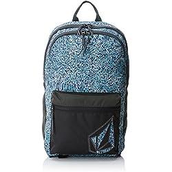 Volcom Academy Mochila, Hombre, Azul Azulejo, O/S