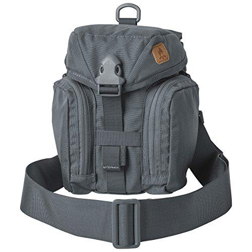 Helikon-Tex Essential Bushcraft Survival Kit Bag Tasche (Shadow Grey) (Bungee-veranstalter)