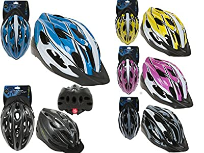 Shine® Unisex Cycling Helmet,Adjustable Lightweight Bicycle Bike Mountain Road for Men and Women by SHINE